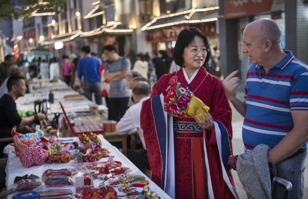 China's 2019 inbound tourism revenue expected to surpass 130 bln USD