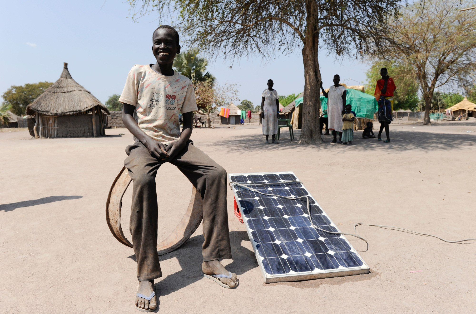 Sub-Saharan African Solar Companies To Gain From Shell & FMO's Newly Launched USD 120 Mn Fund