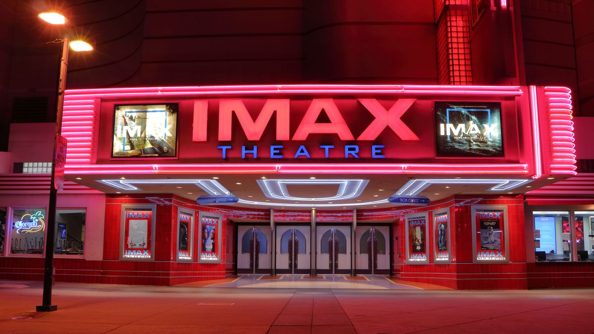 IMAX had its best year yet, raking in more than $1 billion