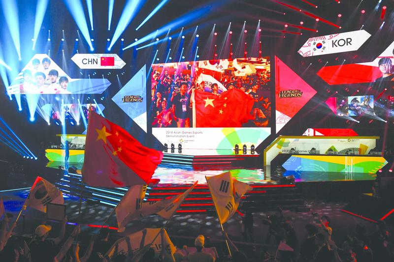 PWC: China Has Become The Largest Video Game and E-sport Market in The World
