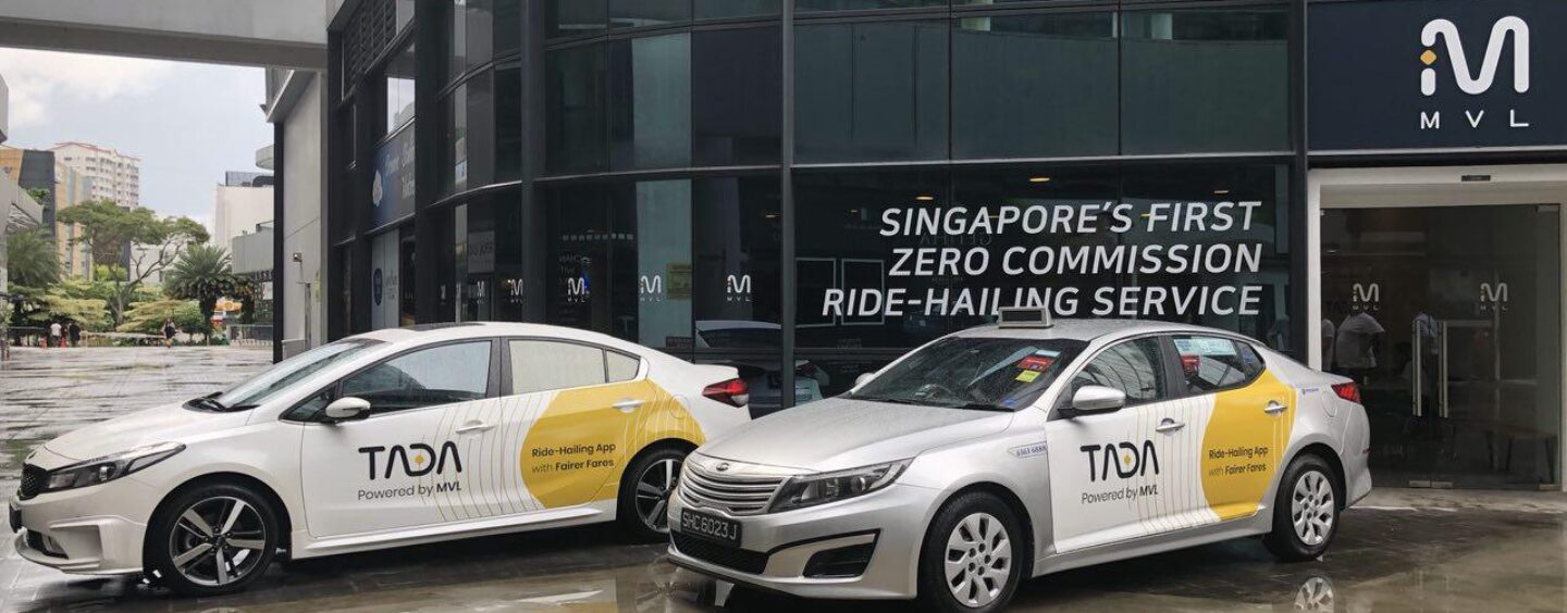 Singapore's Blockchain-Based Ride-Hailing Firm TADA Raises USM to Manufacture E-Vehicles for SEA Market
