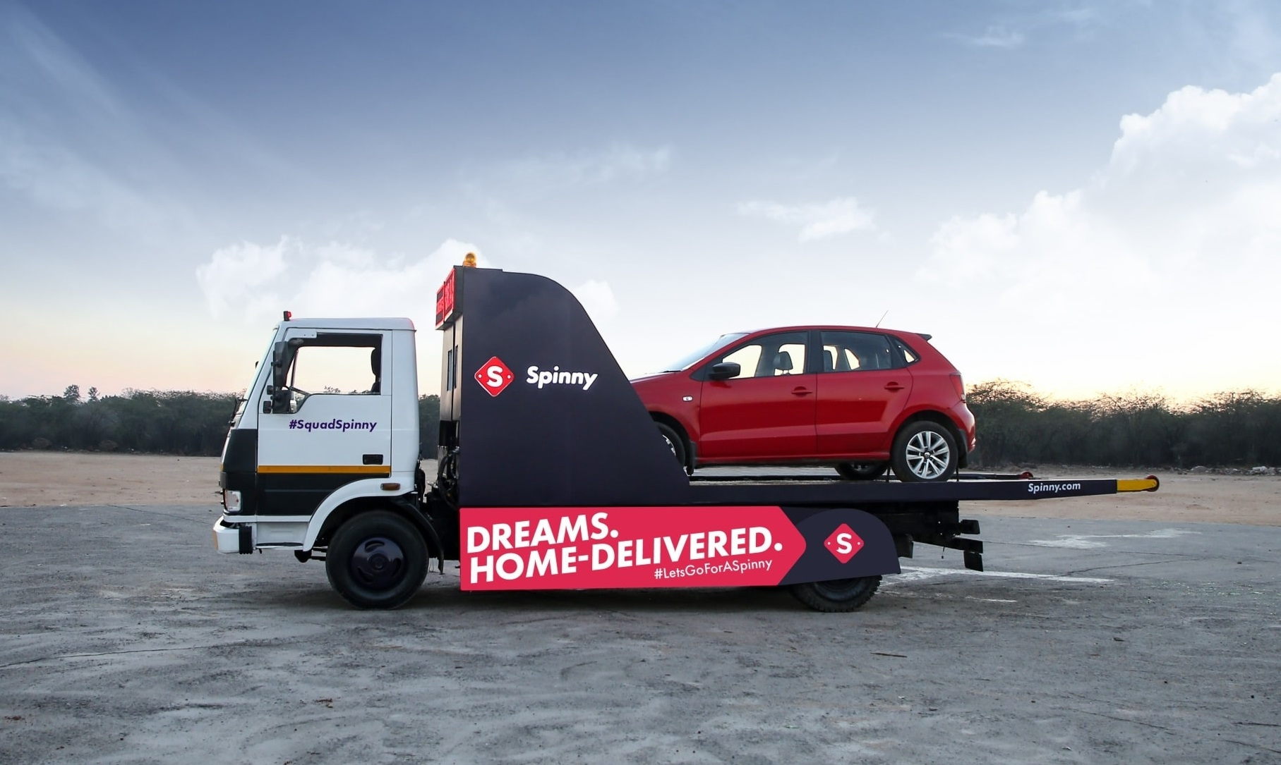 India's Spinny Acquires Truebil to Challenge Auto Giants in Used Cars Segment