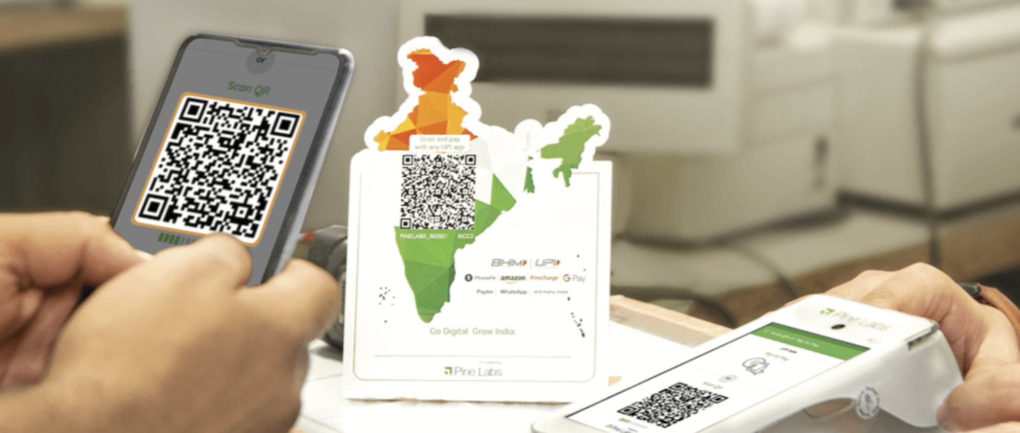 Temasek-backed Indian Unicorn Pine Labs Makes First Close Of 5M Funding Round