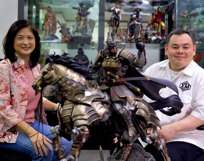 Collectibles-maker XM Studios Raises S.5m In Tokenised Offering Anchored By Heliconia